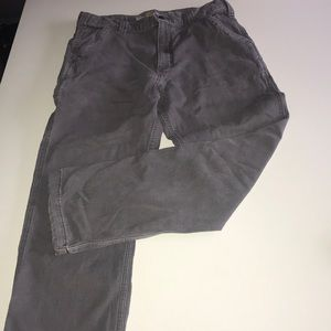 Carhartt relax fit pants 34x32
